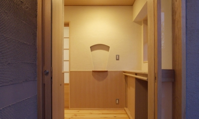 みやきの家 (玄関)