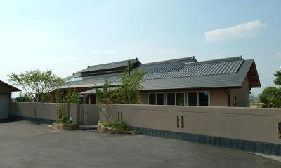 外観|柳川の家