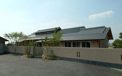 柳川の家 (外観)