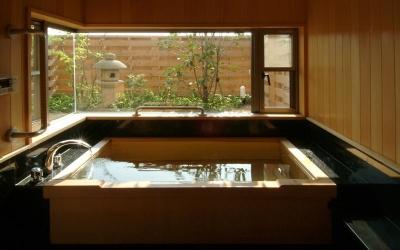 浴室 (柳川の家)