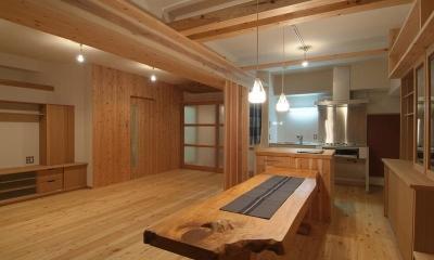 久留米の家/マンションリフォーム