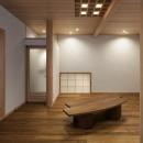 次世代に引き継ぐ家 −世田谷の民家再生−の写真 2階板間