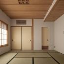 次世代に引き継ぐ家 −世田谷の民家再生−の写真 2階寝室