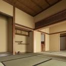 次世代に引き継ぐ家 −世田谷の民家再生−の写真 3座敷を見る