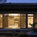次世代に引き継ぐ家 −世田谷の民家再生−の写真 南座敷を見る
