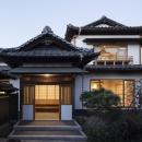松井俊一の住宅事例「土間空間のある家−築80年の民家再生−」