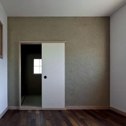 舞踏家の家 (和室を見る)