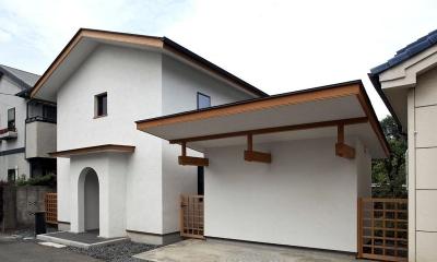 舞踏家の家