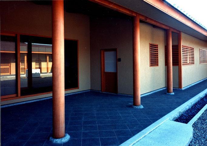 迷企羅ー水戸郊外の家の写真 玄関