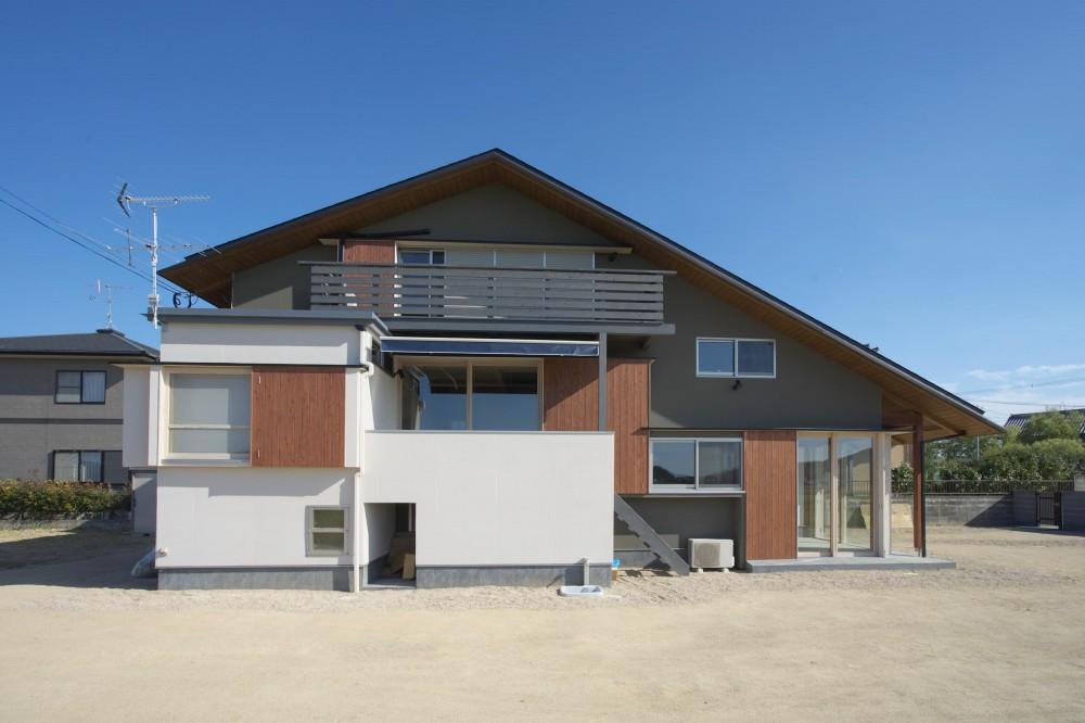 津屋崎の家 (外観)