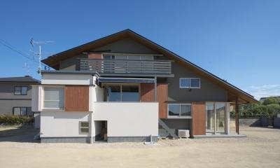 津屋崎の家