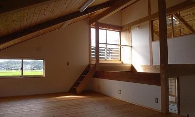 津屋崎の家 (子供室)