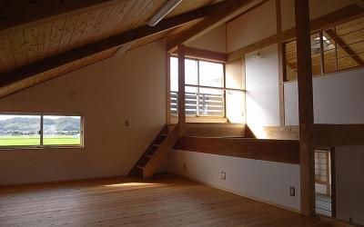 子供室 (津屋崎の家)