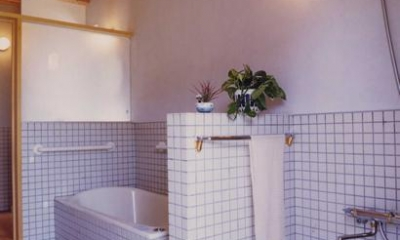 長屋門の家 (浴室)
