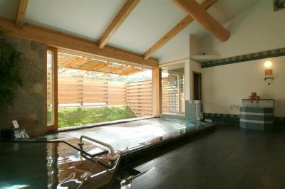 浴場 (大河内温泉いのゆ)