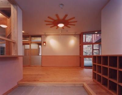 ホール (すぎっこ保育園)
