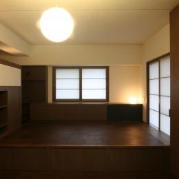 建築家 アーキテクチャー・ラボの住宅事例「駒形-Mリフォーム」