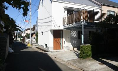 柿の木坂-T