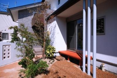 庭 (西新の家)