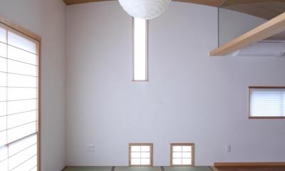 吉祥寺の家(和テイストの家) (たたみの間)