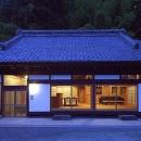 茨城の民家再生の写真 南夜景