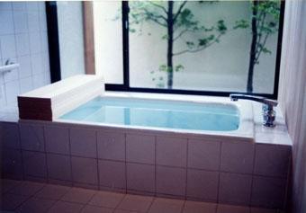伽留羅ー世田谷の事務所併用住宅の部屋 浴室