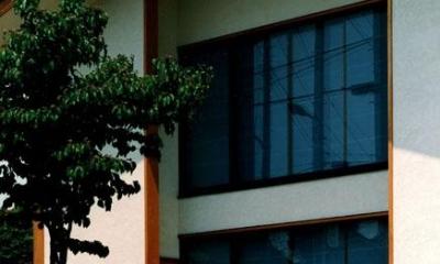 世田谷の事務所併用住宅 ー伽留羅(カルラ)ー