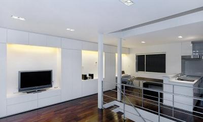 2階LDK|大開口の家