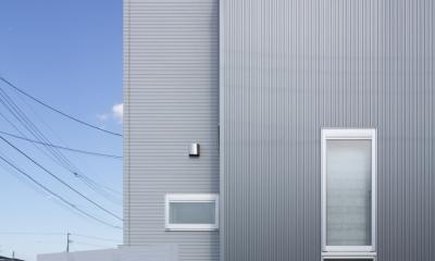 若林の家 (外観A)