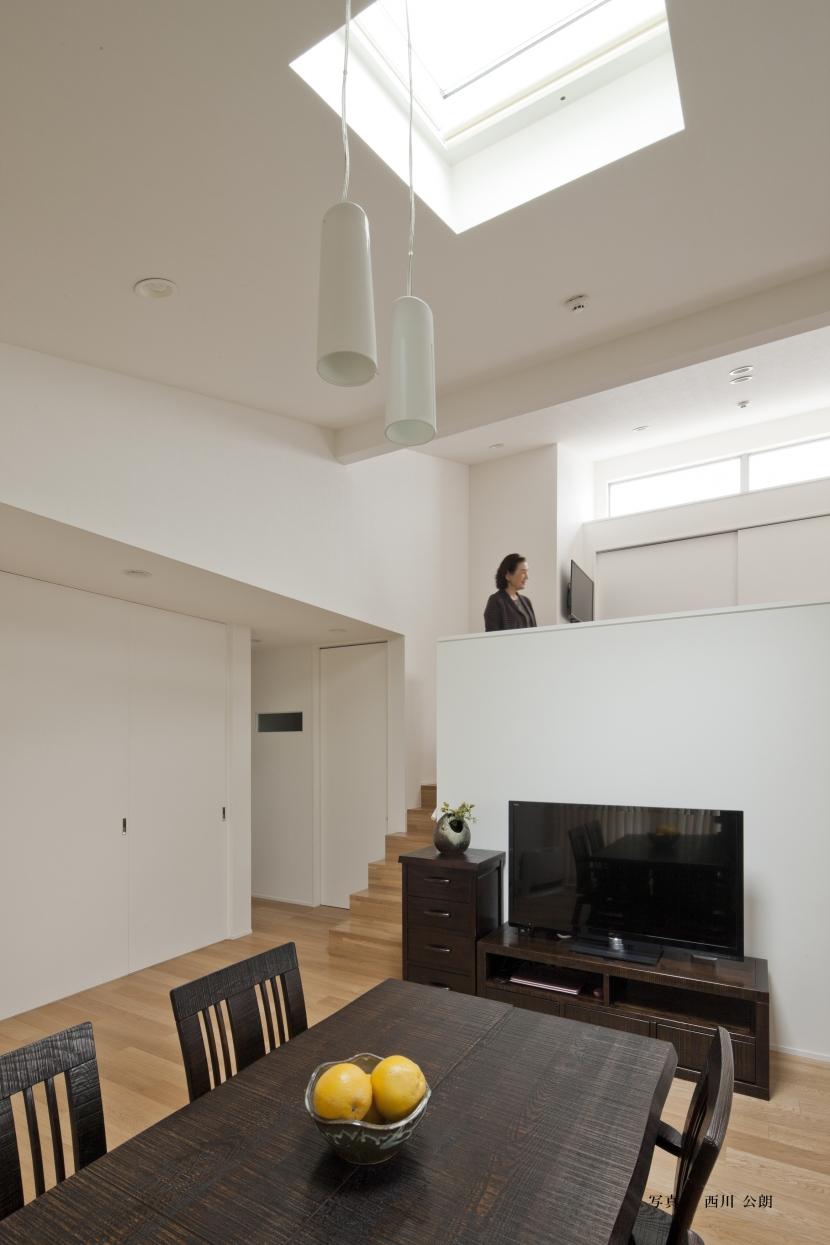 若林の家の部屋 DK