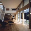 橋本 雅史の住宅事例「内原の家」