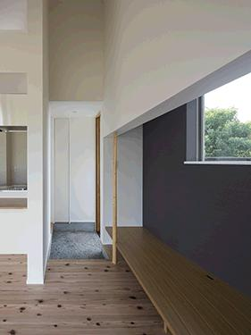貴志川の家 Ⅰ 増築 (玄関)