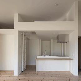 貴志川の家 Ⅰ 増築 (ロフト付きキッチン)