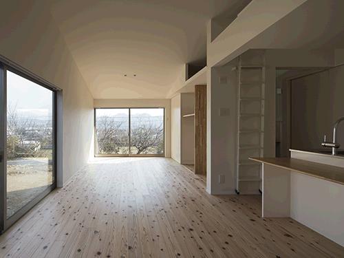貴志川の家 Ⅰ 増築の写真 LDK