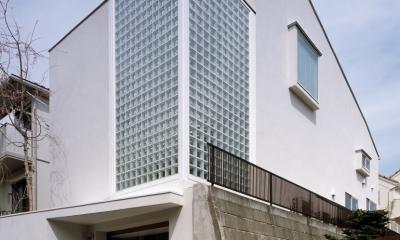 日吉台の家 (外観A)