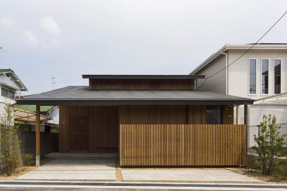 建築家:定方三将「箕面の住宅3」
