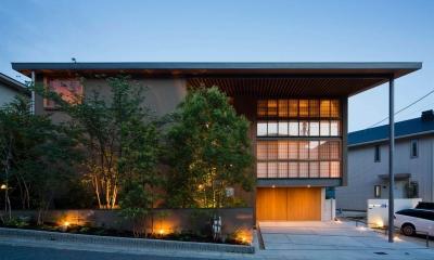宝塚の住宅2