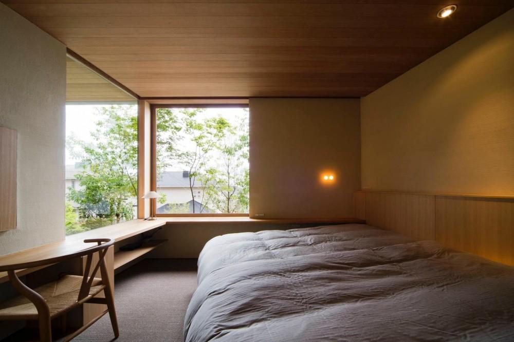 宝塚の住宅2 (主寝室)