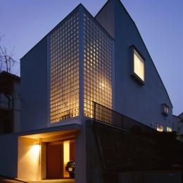 日吉台の家 (外観B)