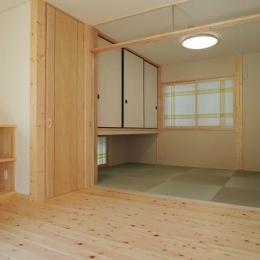 建築家 中浦弘嗣の住宅事例「地震に強い家(制震住宅+耐震住宅)」