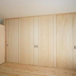 地震に強い家(制震住宅+耐震住宅) (2階の子供部屋)