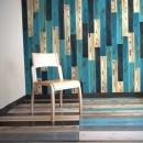 フォレストフィーリングの住宅事例「UROCO BLUE WALL」