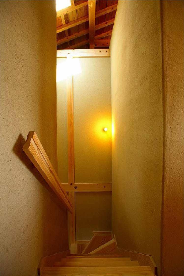 長久手の庭の部屋 和の魅力が溢れる階段