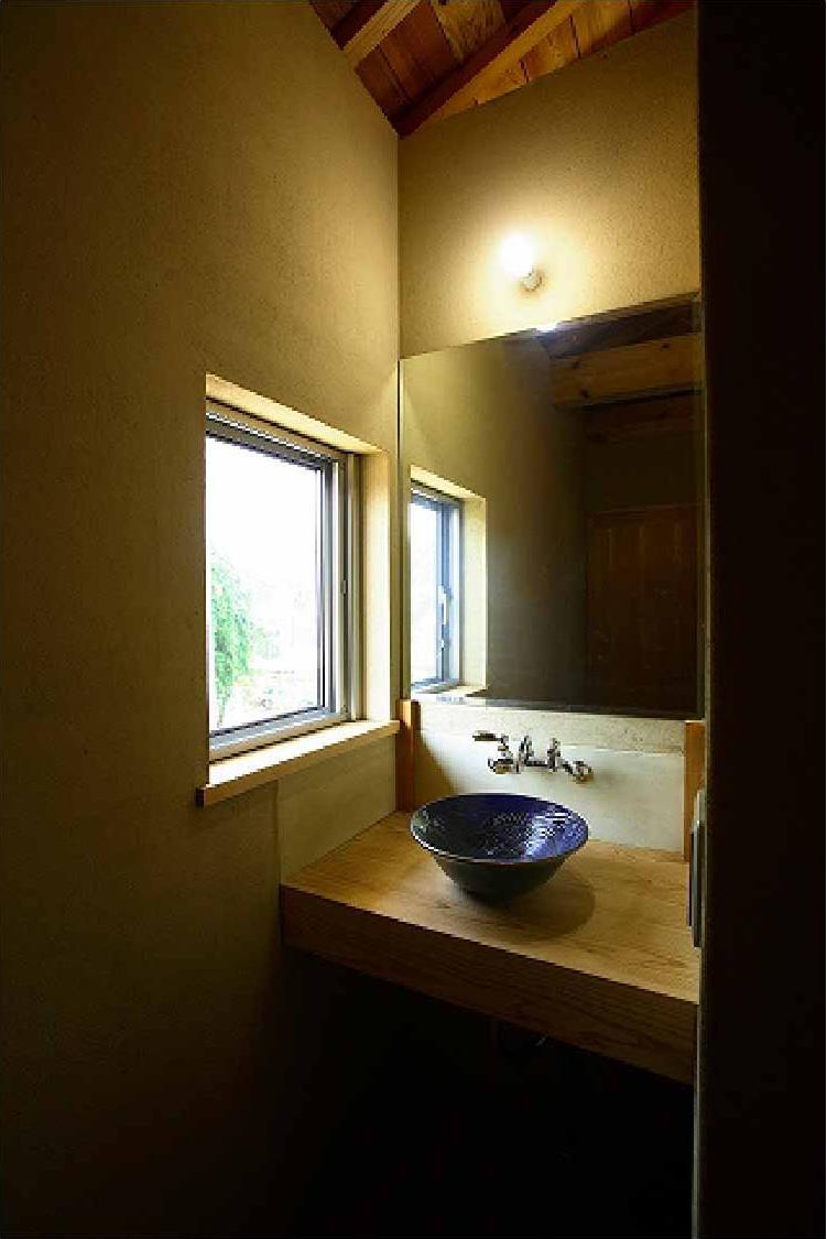 長久手の庭の部屋 和風手洗い場