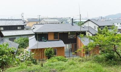 おかやまのいえ ー里山や隣近所との繋がりを住み継ぐ家ー