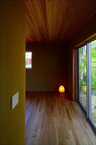 竹林の家 (洋室)