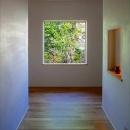 後藤孝の住宅事例「竹林の家」