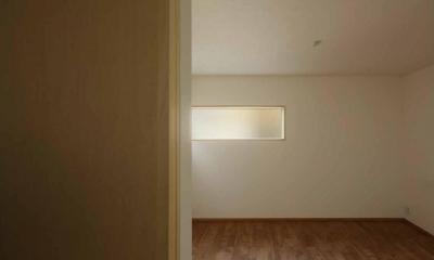 リビング|二門開口の家