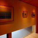 知多の家の写真 落ち着いた雰囲気の画廊