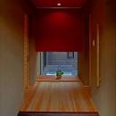 知多の家の写真 和テイストの玄関ホール